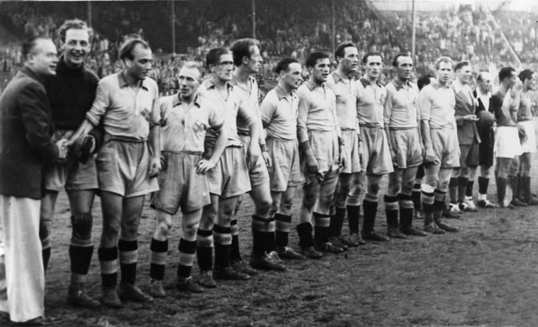 OS laget i fotboll 1948