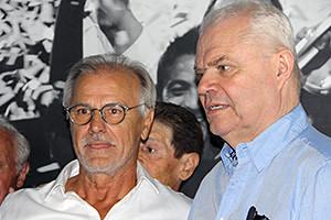 Roger Magnusson och Josip Skoblar